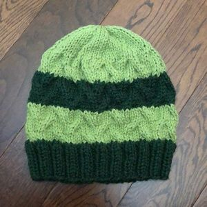 Accessories - NWOT Toque - Handmade